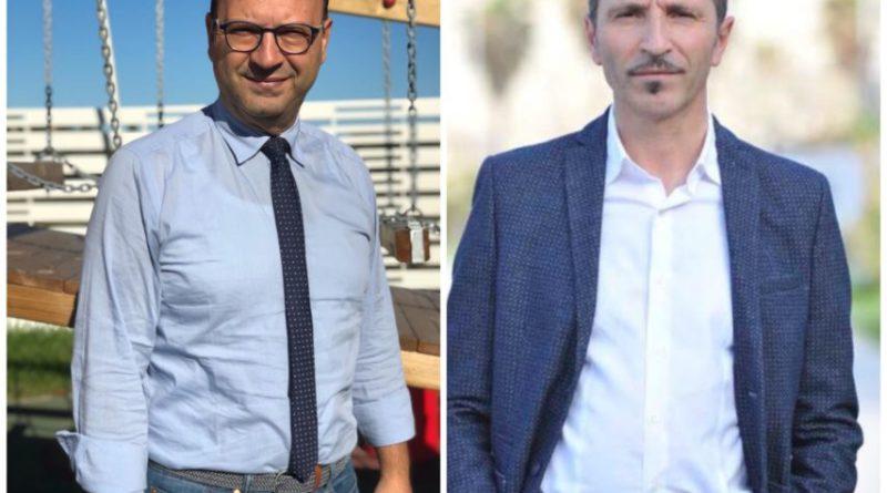 Michele Cascarano e Nicola Lucente