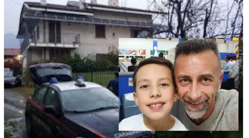 Operaio 47enne spara al figlio e si suicida.