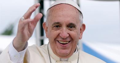 Papa Francesco e le #unionicivili tra omosessuali