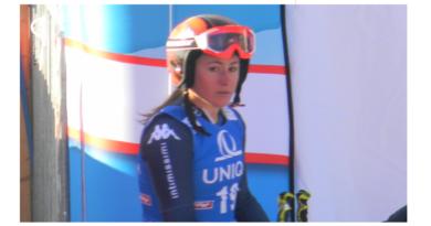 Sofia Goggia fa trionfare il tricolore.