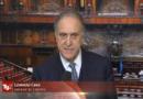 """Ndrangheta: operazione """"basso pofilo"""" indagato Lorenzo Cesa"""