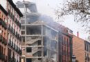 Esplosione in un edificio di Madrid. Almeno tre morti.