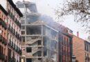 Esplosione in un edificio di Madrid. Almeno tre morti.