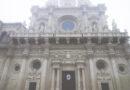 Nebbia ….a Lecce!