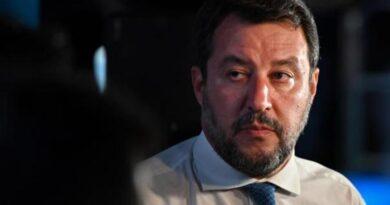Salvini rinviato a giudizio a Palermo.