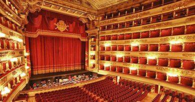 La Scala riapre!!