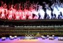 Aperti i giochi olimpici a Tokyo