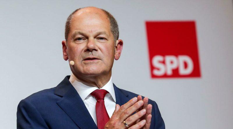 Vittoria del partito di Scholz e fine dell'era Merkel