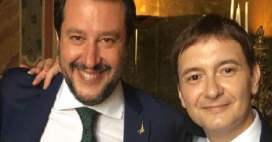 Pessimo inizio settimana per Matteo Salvini